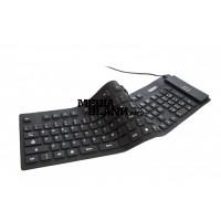 Tastatura Flexibila KBFU USB
