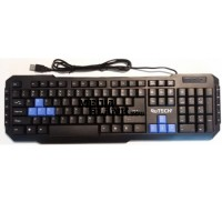 Tastatura Multimedia USB Rotech 50228